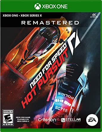 Need For Speed Hot Pursuit Remastered Game Account Xbox