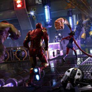 Marvel's Avengers Game Account