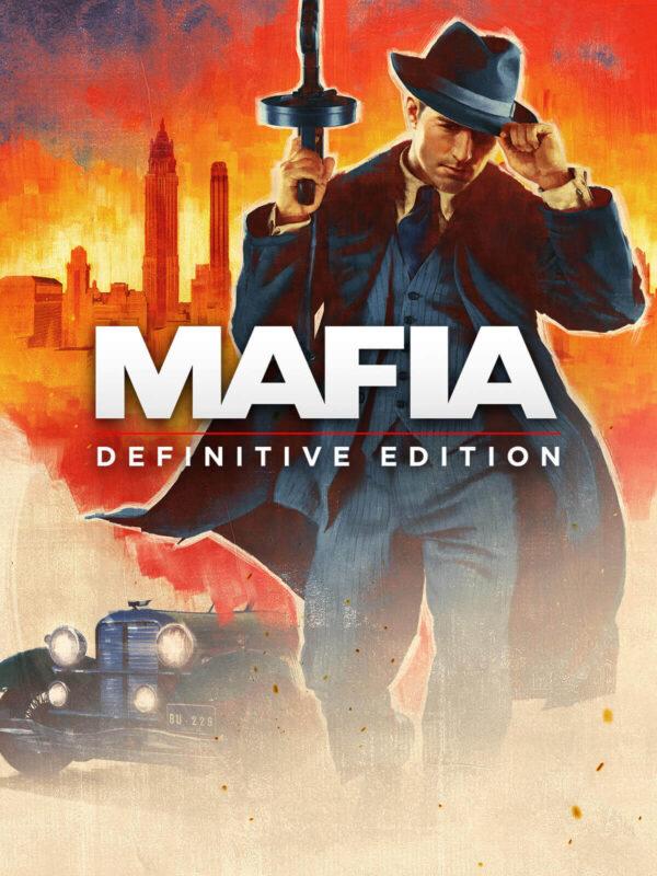 Mafia Definitive Edition PC Game Account Steam