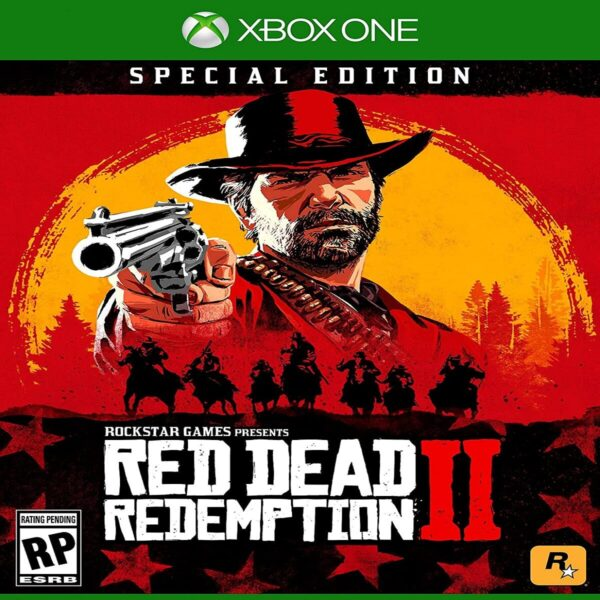 Red Dead Redemption 2 Account Special Edition Xbox One / X-series