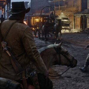 Red Dead Redemption 2 Game PC