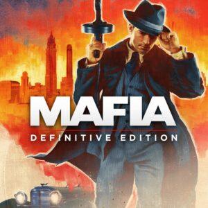 Mafia Definitive Edition Xbox Game Account