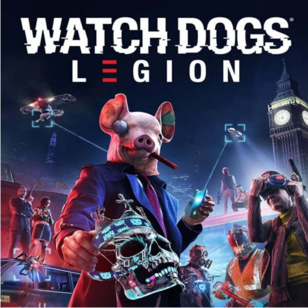 Watch Dogs Legion Uplay Game