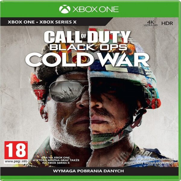 Call of Duty Black Ops Cold War Xbox
