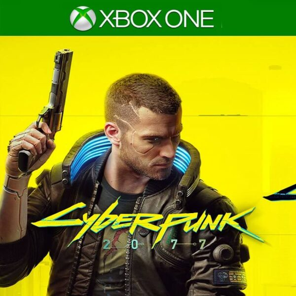 Cyberpunk 2077 Xbox Game Account