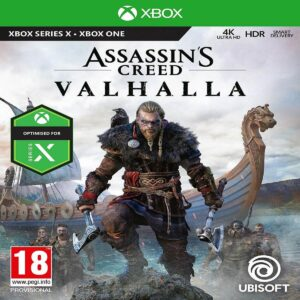 Assassin's Creed Valhalla Xbox Game Account (Offline Mode)