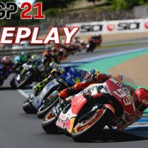 MotoGP 21 Game Account