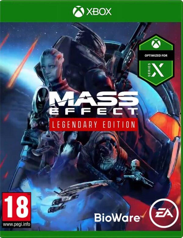 Mass Effect Legendary Edition Game Account