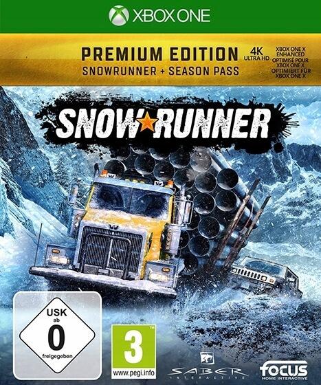 SnowRunner Xbox Account