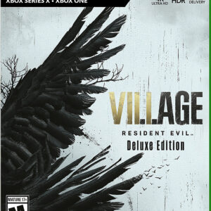 Resident Evil Village Game Account Xbox