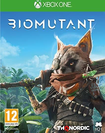 Biomutant Xbox Dostęp