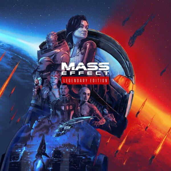 Mass Effect Account Game