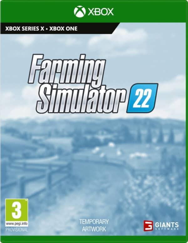 Farming Simulator 22 Game Account Xbox