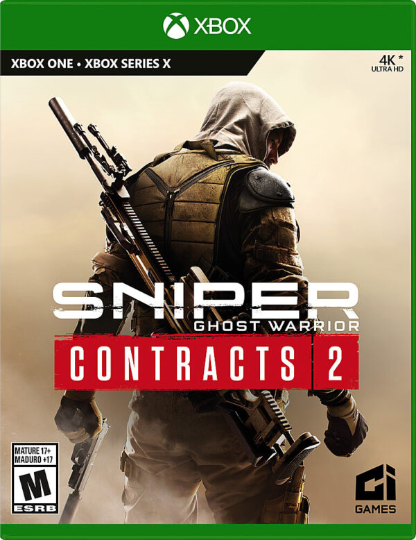 Sniper Ghost Warrior Contract 2 Xbox Account