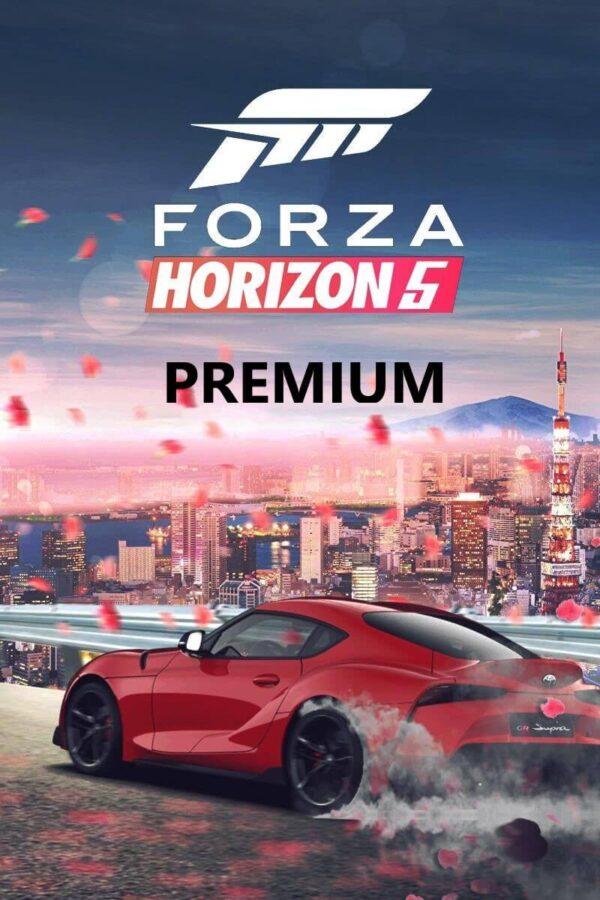 Forza Horizon 5 Shared Account Premium Edition