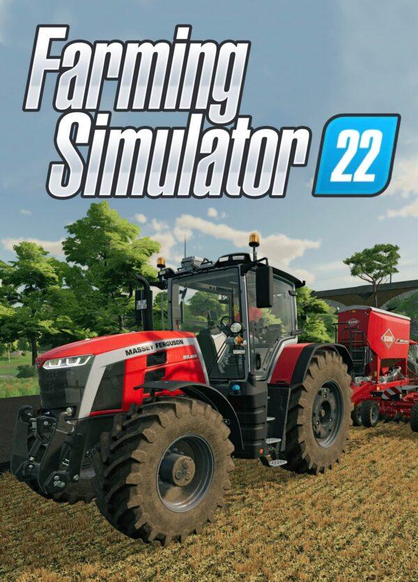 Farming Simulator 22 Game Account