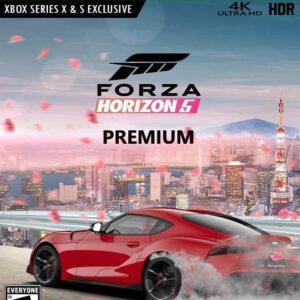 Forza Horizon 5 Xbox Account