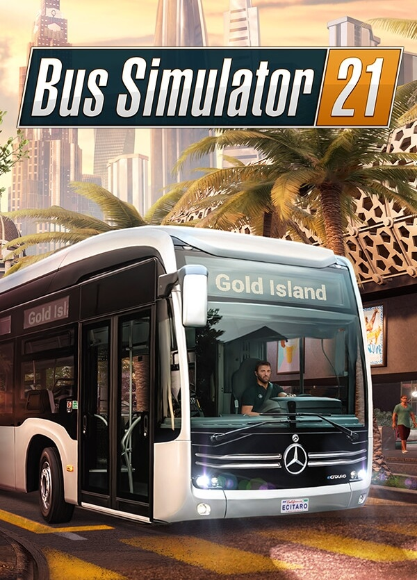 Bus Simulator 21 Shared Account
