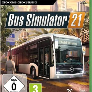 Bus Simulator 21 Xbox Game Account