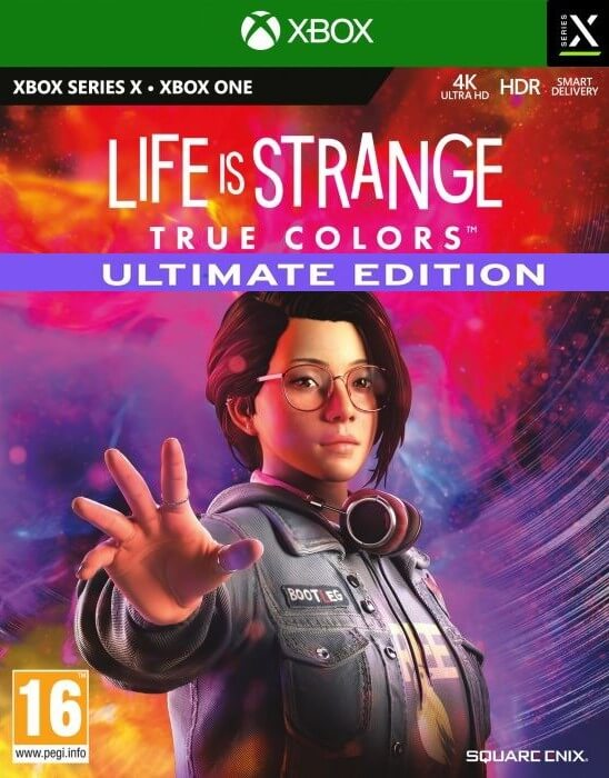 Life Is Strange True Colors Ultimate Edition Game Account Xbox One / Series X (Offline Mode)