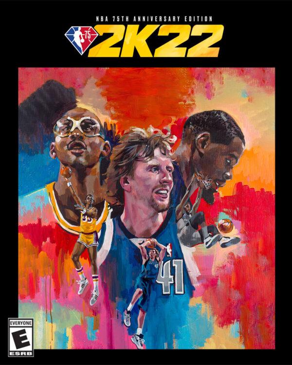 NBA 2k22 Offline Account