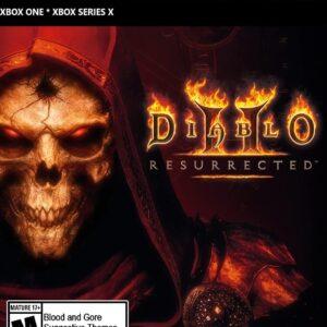 Diablo 2 Resurrected Game Account Xbox